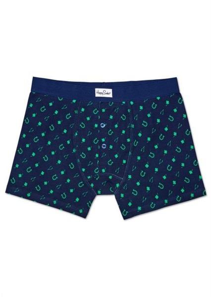Bielizna męska Happy Socks Boxer Brief LUC83-6000