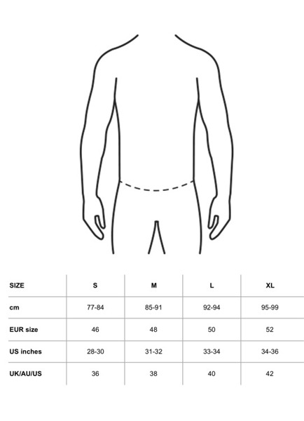 Bielizna męska Happy Socks Trunk FLA96-9000