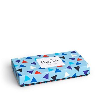 Combo box męski Happy Socks XTRI60-6000