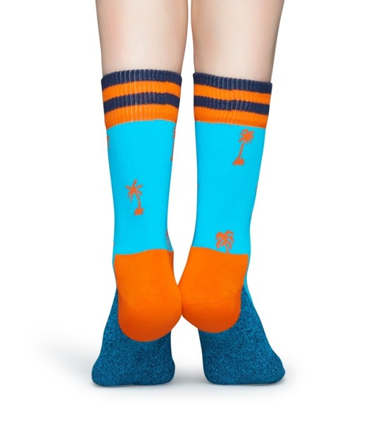 Skarpetki ATHLETIC Happy Socks  ATPAB27-6000