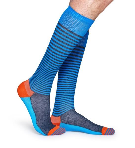 Skarpetki KOMPRESYJNE Happy Socks HAS11-6002