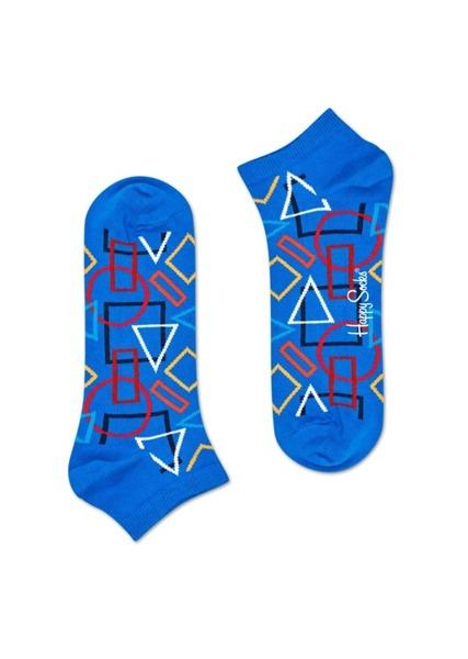 Skarpetki LOW (2-pak)  Happy Socks GEO02-6000