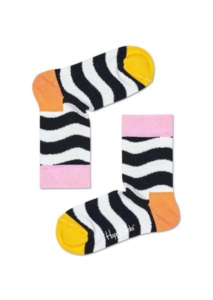Skarpetki dziecięce Happy Socks KWVY01-9000